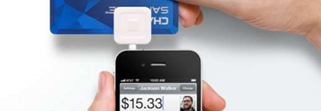 Take payments with square